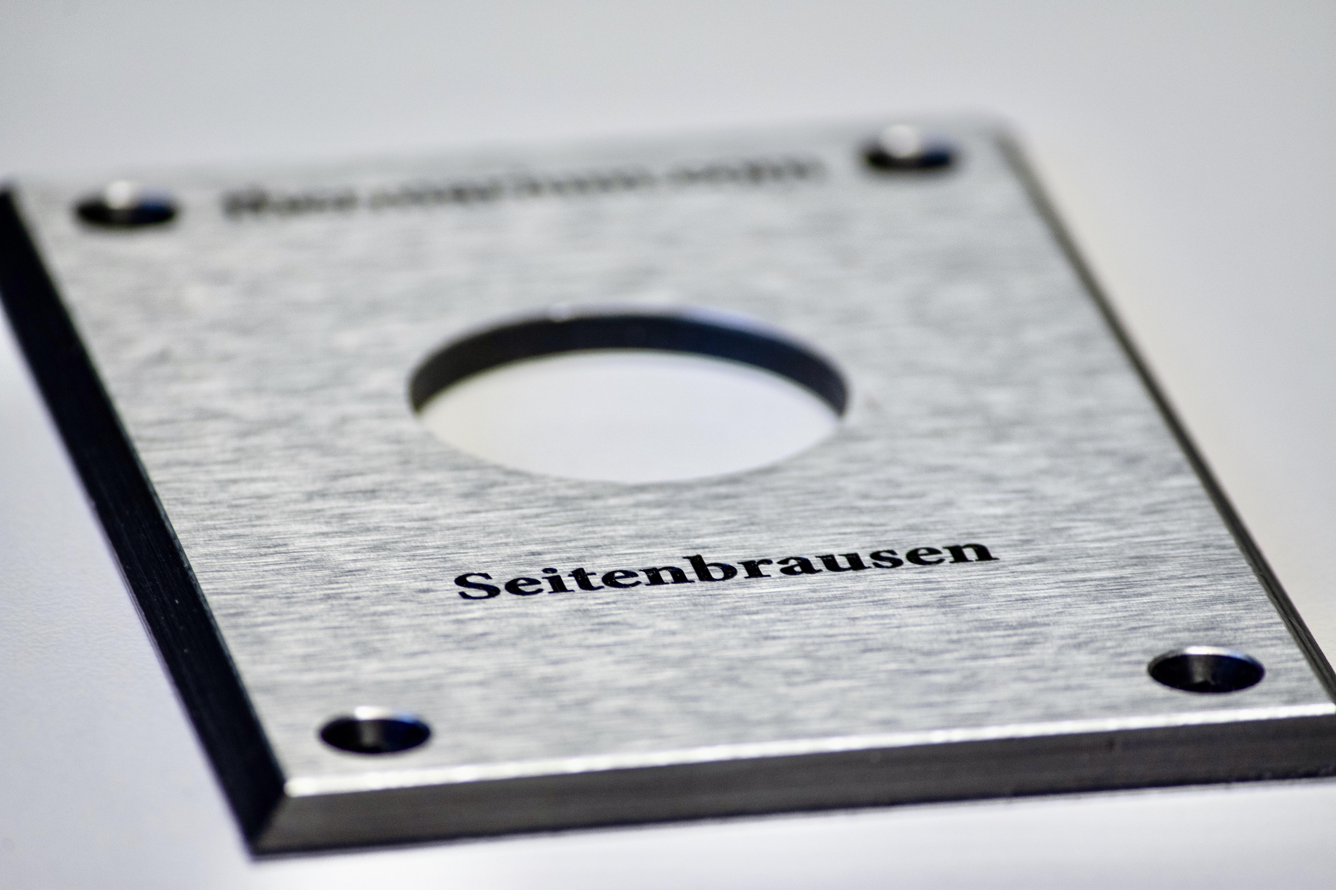 Druckbeschriftung, Naujok Gravierwerkstätte GmbH & Co.KG